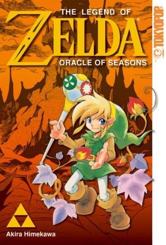 Review: The Legend of Zelda: Oracle of Seasons (Manga)