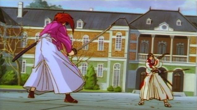 Rurouni Kenshin - The Movie (3)