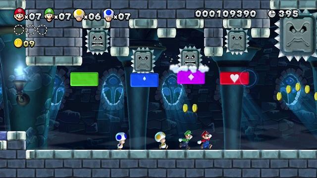 Review: New Super Mario Bros. U |