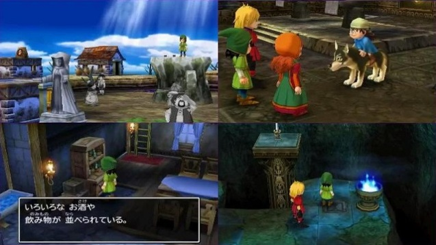 Dragon Quest VII (4)