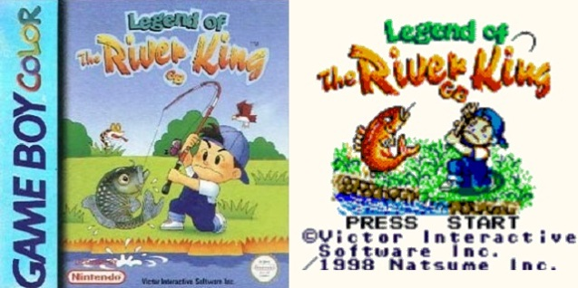 Legend of the River King GB (1)