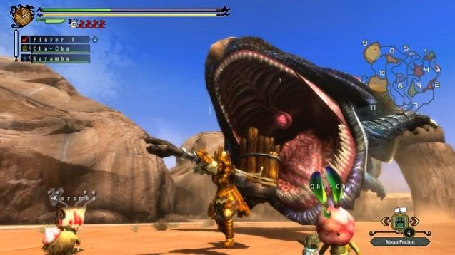 Monster Hunter 3 Ultimate (2)