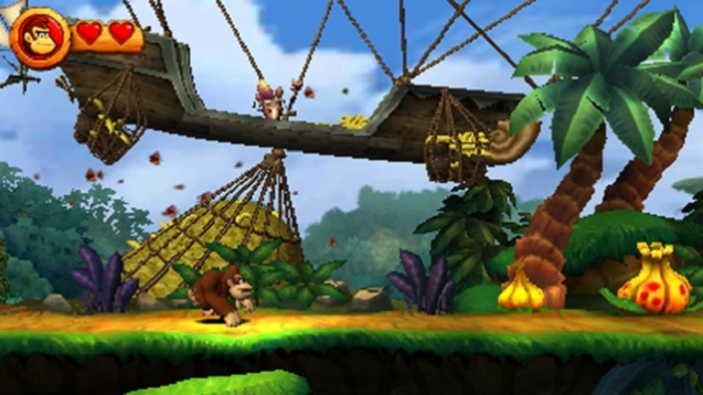 Donkey Kong Country Returns 3D (4)