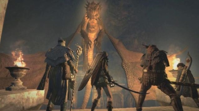 Dragon's Dogma: Dark Arisen (2)