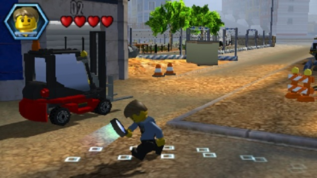 Lego City Undercover - The Chase Begins (2)
