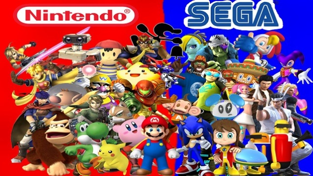 Nintendo geht umfangreiche Partnerschaft mit Sega ein (1)
