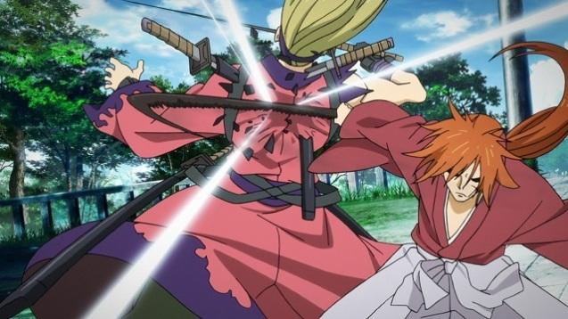 Rurouni Kenshin - New Kyoto Arc (4)