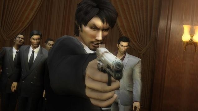 Yakuza 1 & 2 HD for Wii U (2)