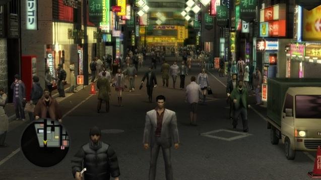 Yakuza 1 & 2 HD for Wii U (3)