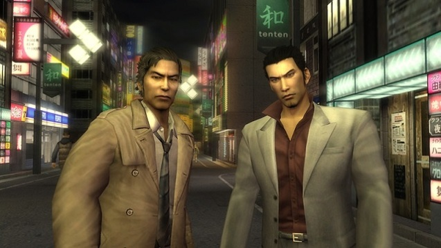 Yakuza 1 & 2 HD for Wii U (6)