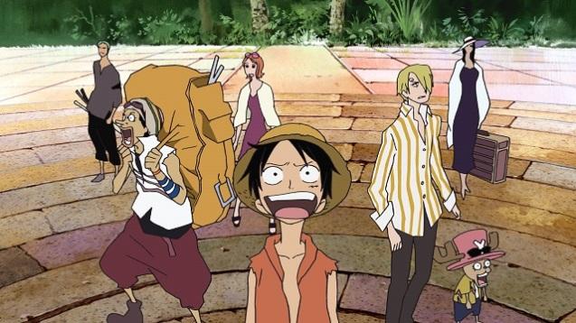 One Piece - Baron Omatsuri und die geheimnisvolle Insel (1)