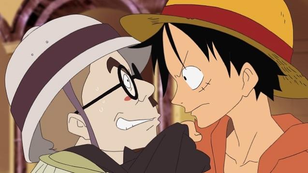 One Piece - Baron Omatsuri und die geheimnisvolle Insel (2)