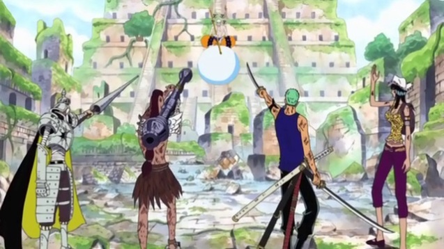 One Piece - Box 6 (Episoden 163 - 195) (1)