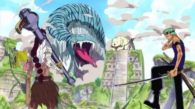 One Piece - Box 6 (Episoden 163 - 195) (3)