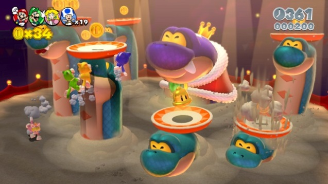 Super Mario 3D World (2)