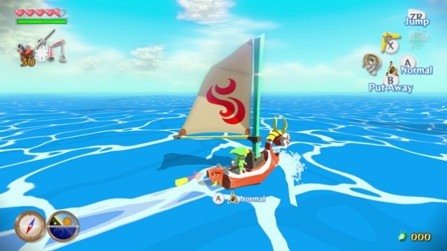 The Legend of Zelda - The Wind Waker HD (4)