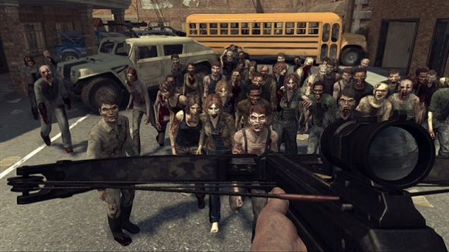 The Walking Dead Survival Instinct (5)