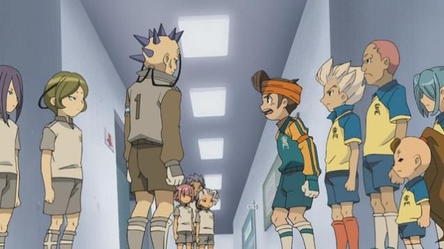 Inazuma Eleven - Vol. 2 (1)