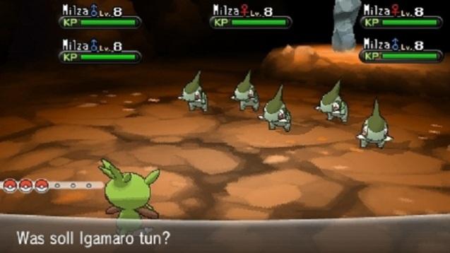 Pokemon X und Y (2)