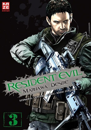 Resident Evil - Marhawa Desire (Band 3) (1)