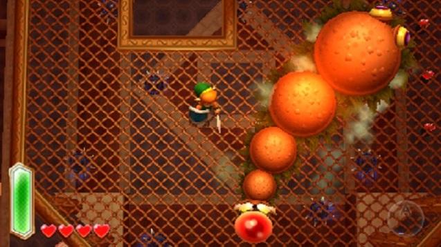 The Legend of Zelda - A Link between Worlds (2)