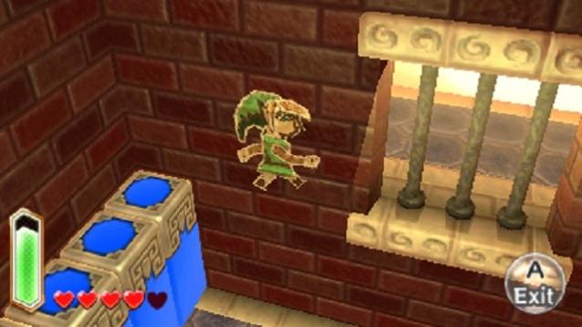 The Legend of Zelda - A Link between Worlds (3)