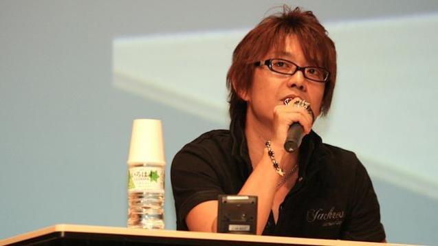 Autogrammstunde mit Naoki Yoshida (1)