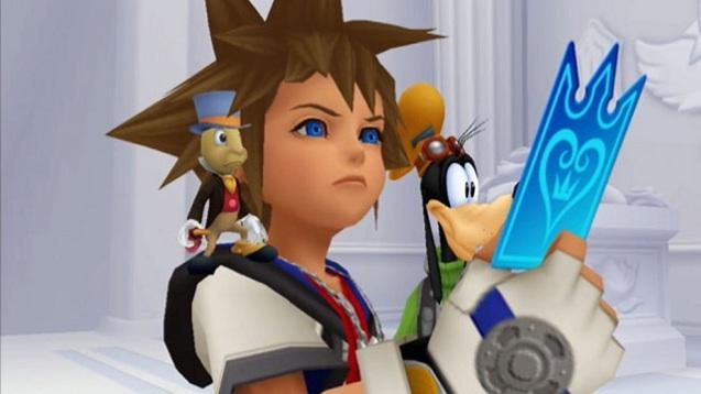 Kingdom Hearts - HD 1.5 ReMix (2)