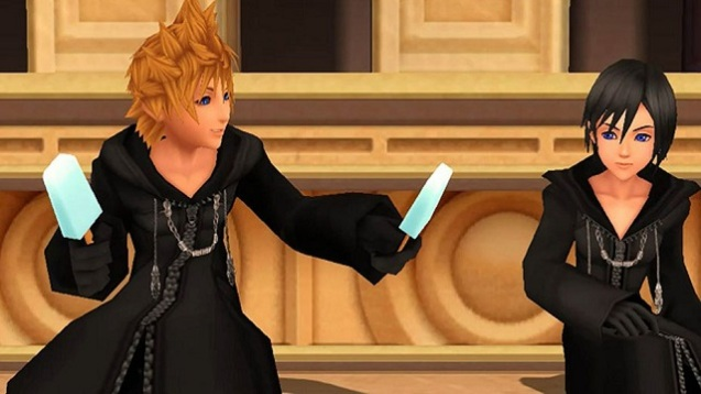 Kingdom Hearts HD 1.5 ReMIX (2)