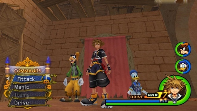 Kingdom Hearts Special (2)