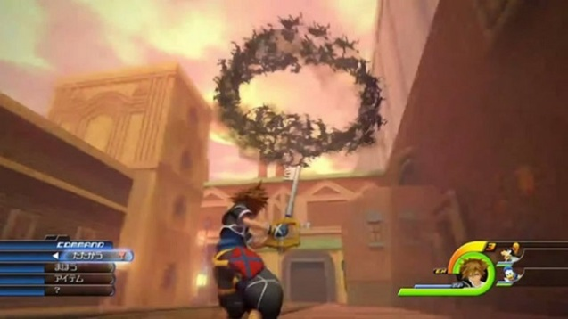 Kingdom Hearts Special (4)