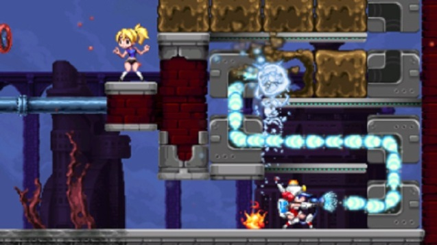 Mighty Switch Force 2! (2)