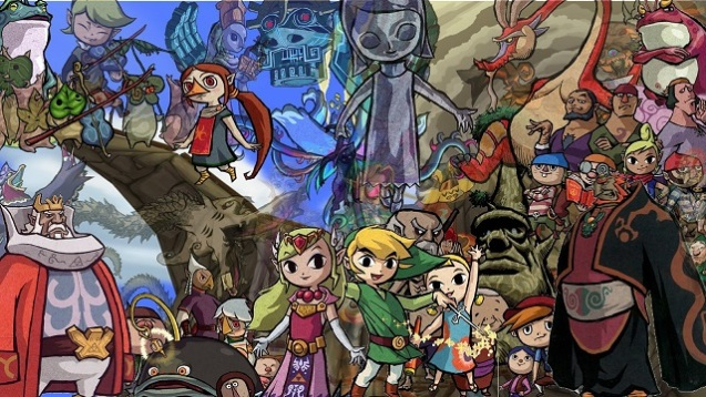Zelda The Wind Waker HD (2)