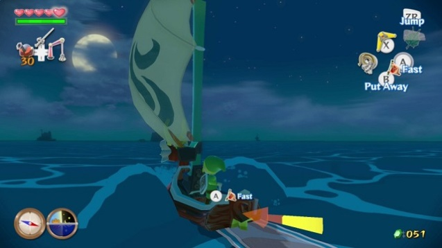 Zelda The Wind Waker HD (3)