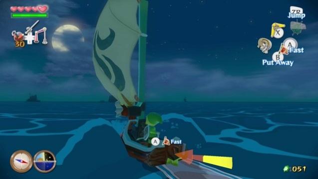 Zelda The Wind Waker HD (3)