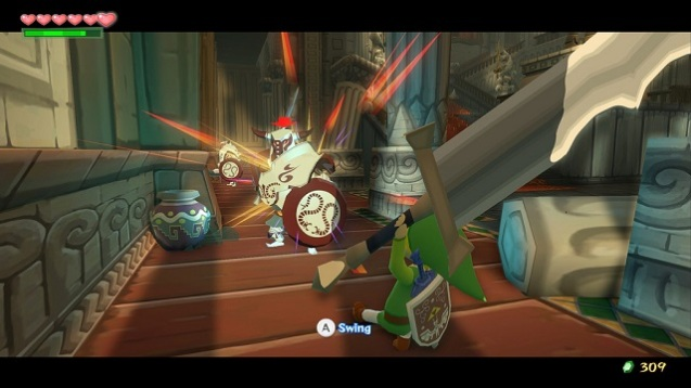 Zelda The Wind Waker HD (5)