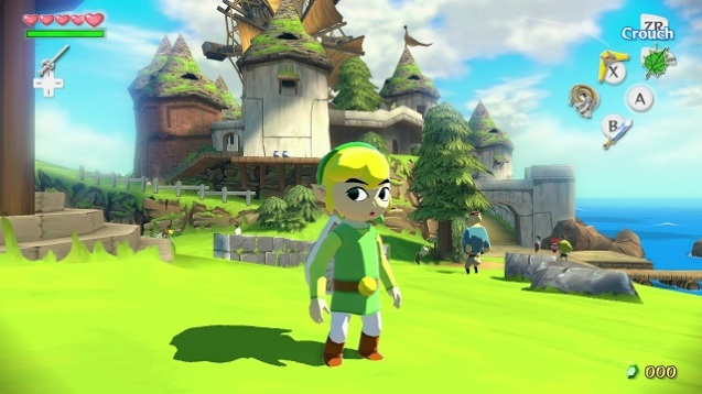Zelda The Wind Waker HD (6)