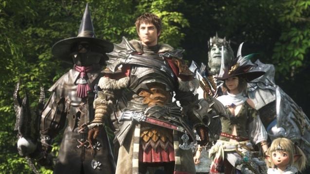 Final Fantasy XIV - A Realm Reborn (2)