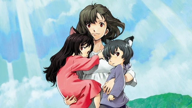 Ame & Yuki - Die Wolfskinder (1)