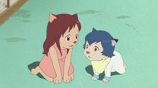 Ame & Yuki - Die Wolfskinder (3)