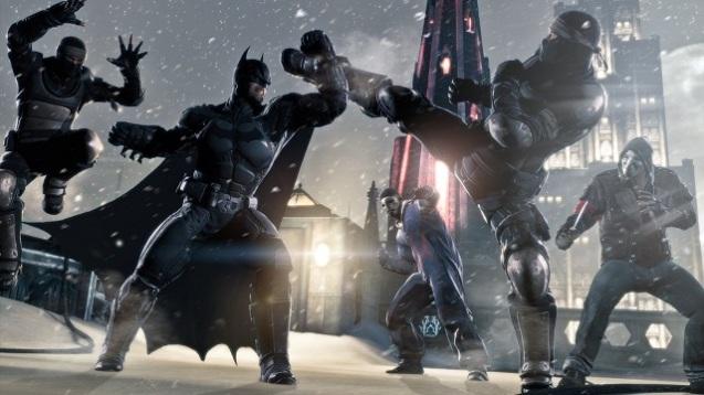 Batman Arkham Origins (2)