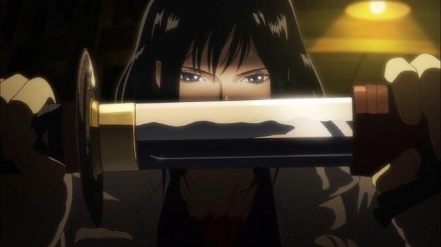 Blood-C - The Last Dark (4)