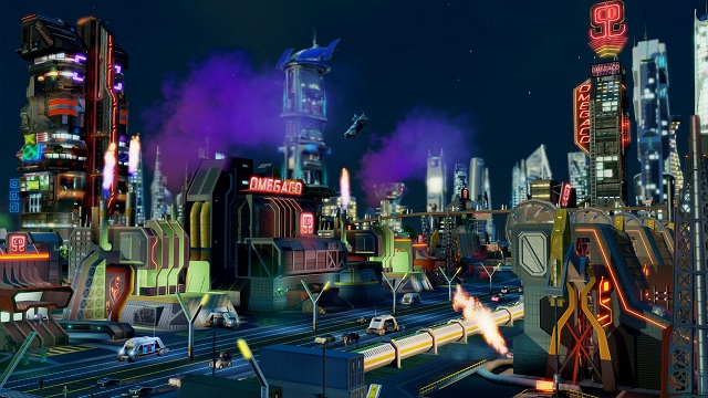 Review Simcity Städte Der Zukunft