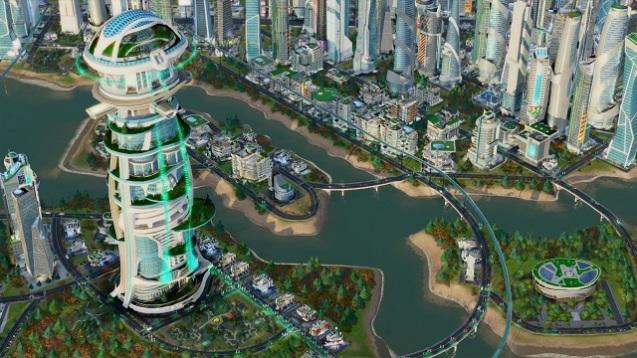 SimCity - Städte der Zukunft (4)