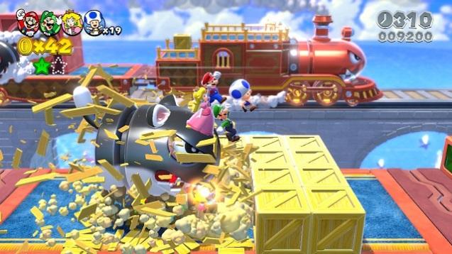 Super Mario 3D World - Umfrage (1)