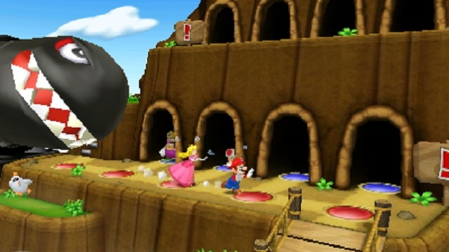 Mario Party - Island Tour (3)
