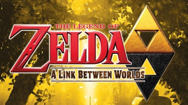The Legend of Zelda - A Link between Worlds (1)