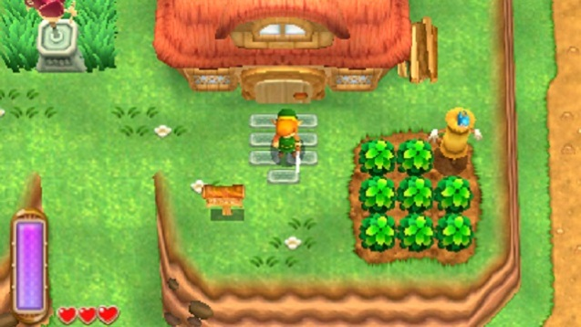 The Legend of Zelda - A Link between Worlds (2)