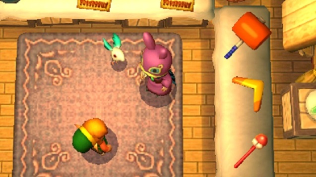 The Legend of Zelda - A Link between Worlds (3)