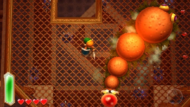 The Legend of Zelda - A Link between Worlds (5)